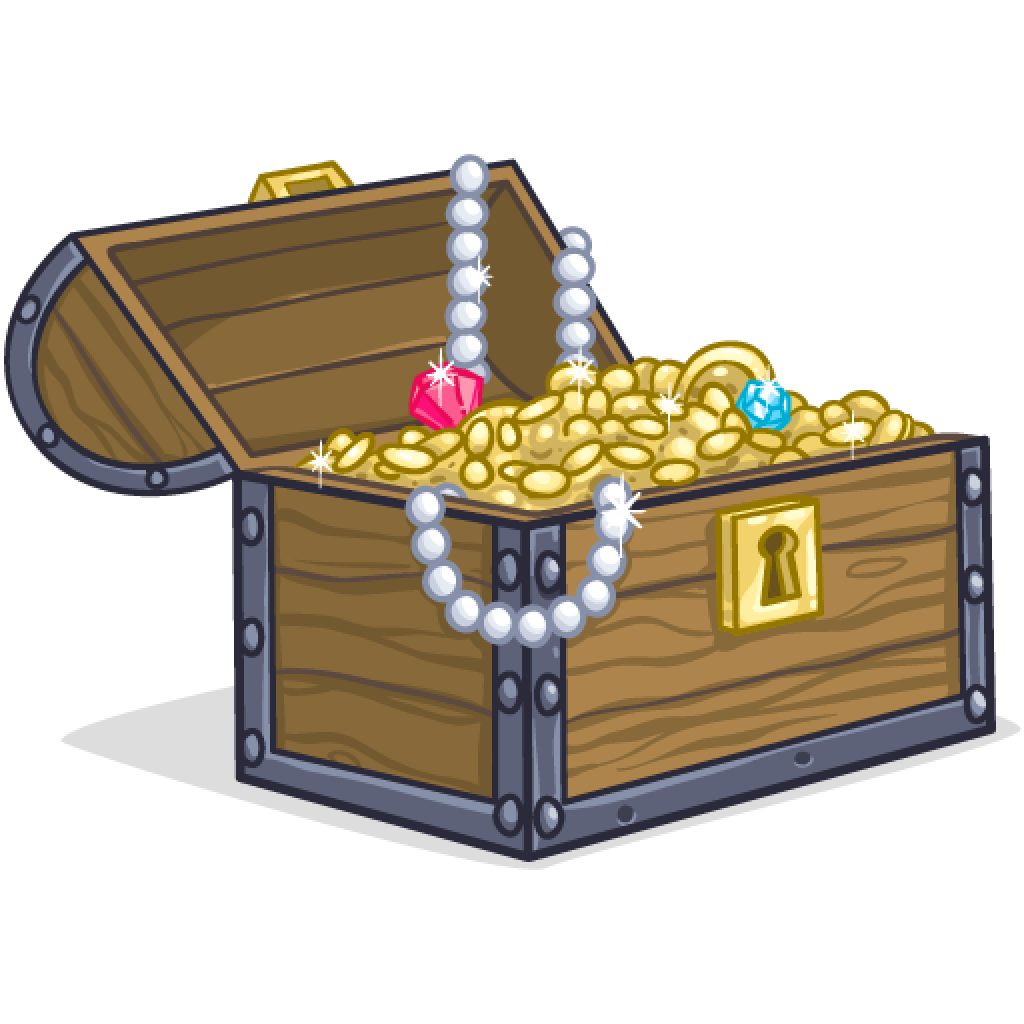 Item Detail Treasure Chest ItemBrowser