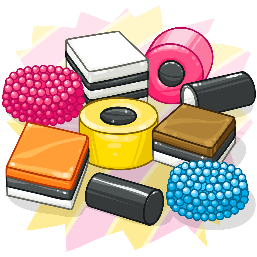 item detail liquorice allsorts itembrowser itembrowser road map clip art free roadmap clipart free