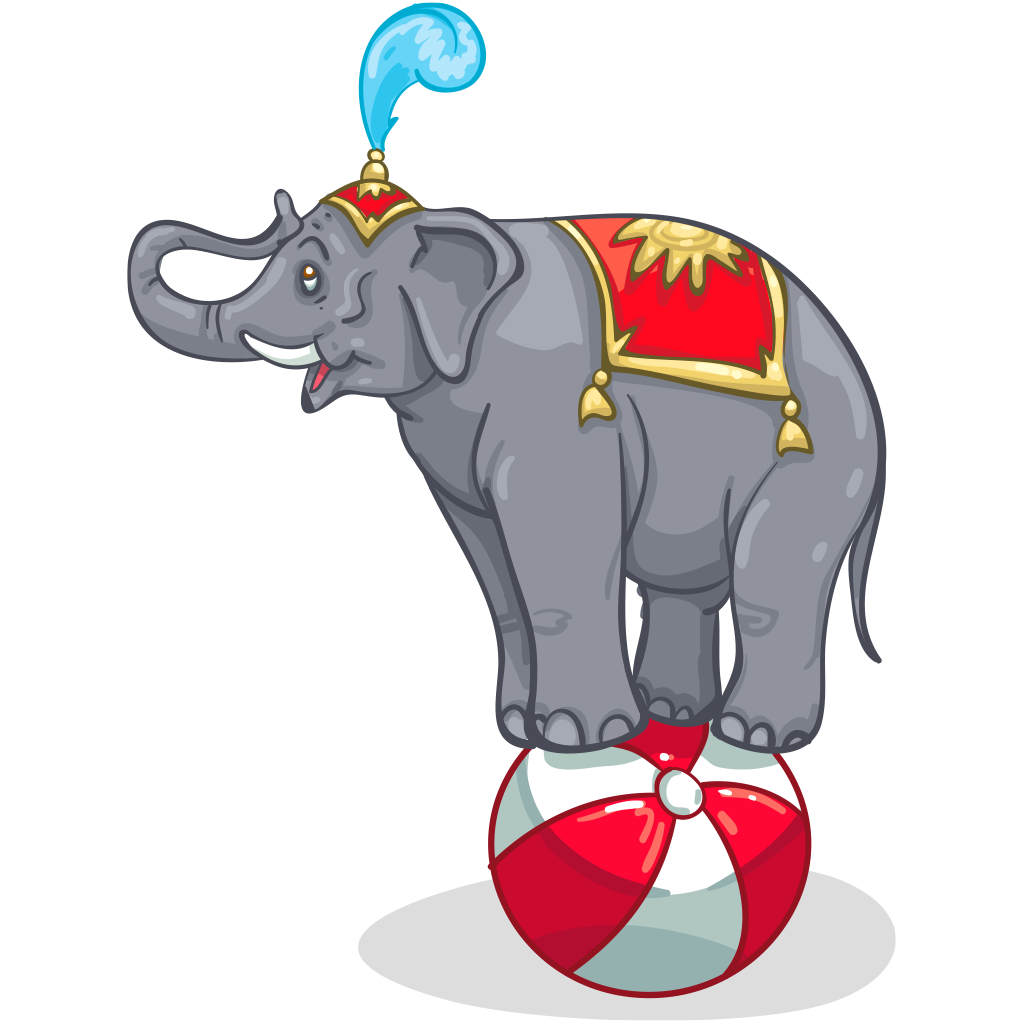 Item Detail - Circus Elephant :: ItemBrowser :: ItemBrowser