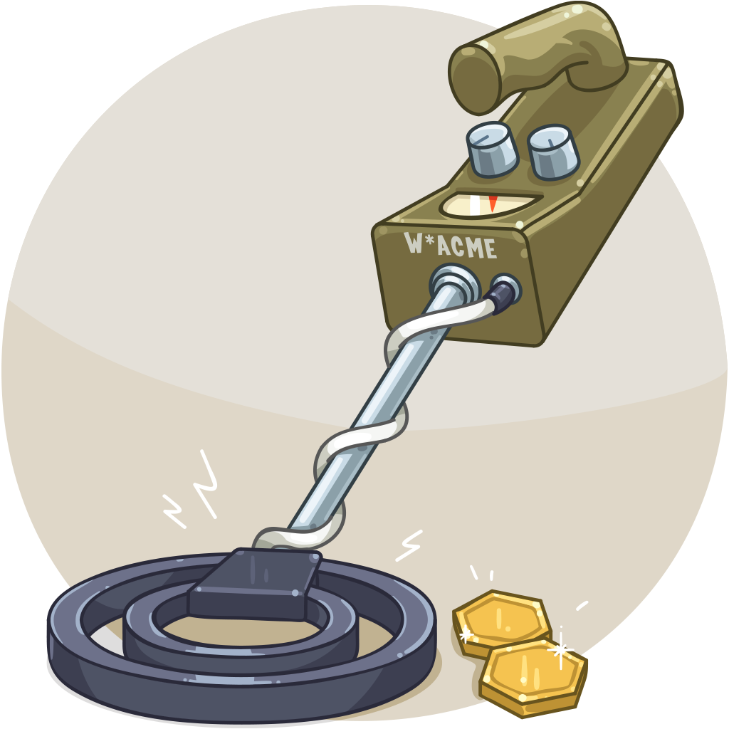 Item Detail - Metal Detector :: ItemBrowser :: ItemBrowser