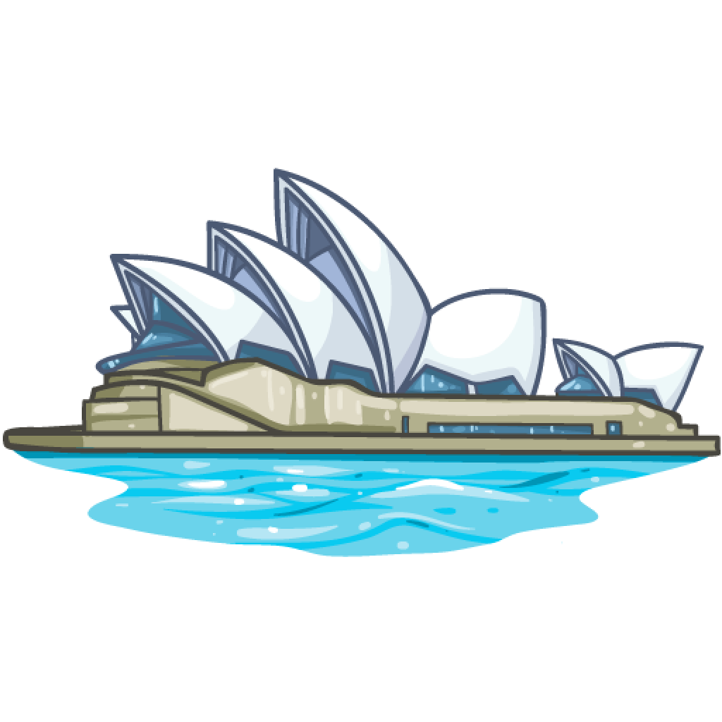 how to go to sydney opera house from sydney airport