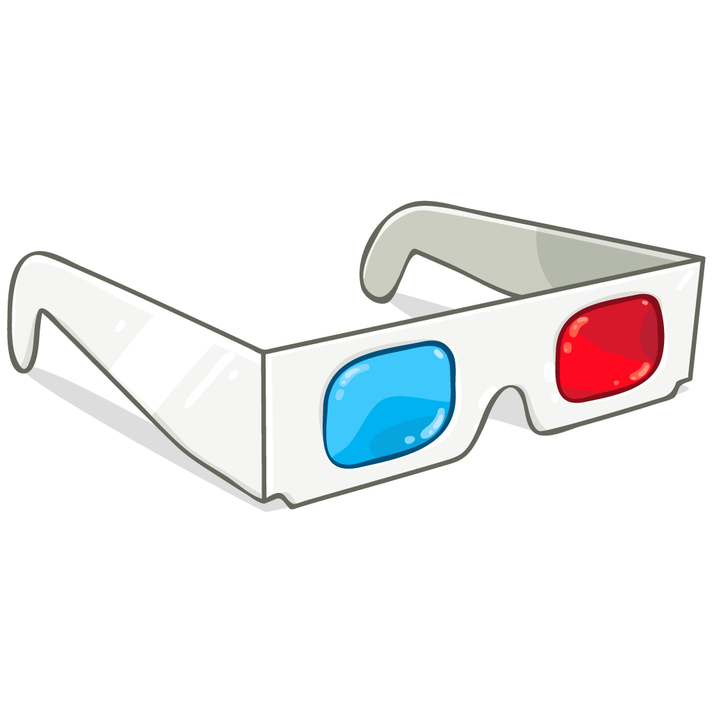 3D Glasses :: ItemBrowser :: ItemBrowser