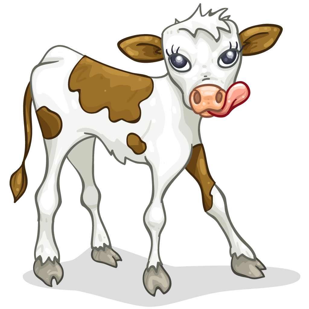 Item Detail - Calf :: ItemBrowser :: ItemBrowser for Calves Clipart  110yll