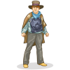 Time Travelling Cowboy
