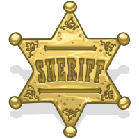 Item Detail - Sheriff Badge :: ItemBrowser :: ItemBrowser