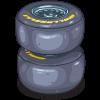 Slick Tyres
