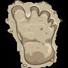 Big Foot Print