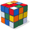 Unbranded Puzzle Cube