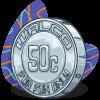 50c Coin