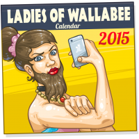 Ladies of WallaBee 2015
