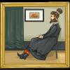 Whistler's Bearded Lady