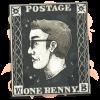 Benny Black Stamp