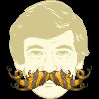 Wallakazam Mustache