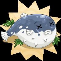 Bad Puffer Fish