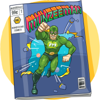 Munzeeman Comic