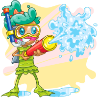 Aquazooka Ambush