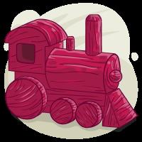 Maroon Train