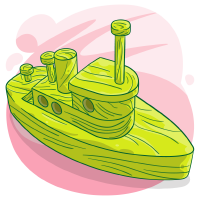 Lime Boat
