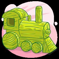 Lime Train