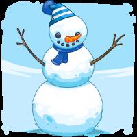 Chipper Snowman