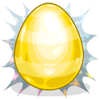 Pale Yellow Egg