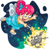 Cleaning Fairy & the Dust Bunneh