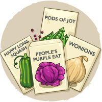 Seed Packets