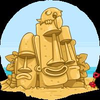 Sandstone Heads