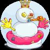 Snowman goes Wild