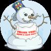 Frosty Winter Friend