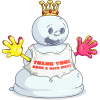 Appreciation Snowman