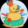 Tahitian gardener