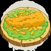 Fish-n-Chips Pie