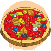 A Pizza of Nature