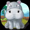 Hippo Calf