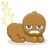 Brown Electrical Fart