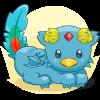 Bluebat Gryphonbyrd