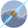 Zeus' Lightning Bolt