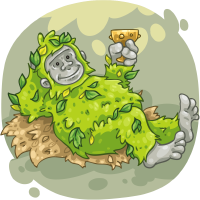 Ye Green Man