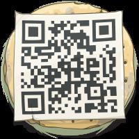 Cookie QR Code