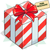 RecklessLove's Candy Cane Present