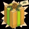 IFeltThat's *wood* you like a gift?