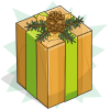 Iridian's Festive Forest Favour
