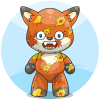 Foxy gift surprise