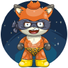Hello. I am Fox in Boots