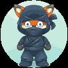 Foxy Ninja Lady
