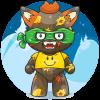 Beware the Ninja Fox