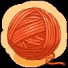 Vermillion Wool