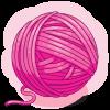 Magenta Wool