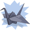Waseca's Paper Crane